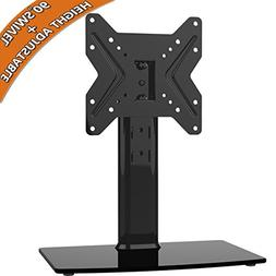 Universal Swivel TV Stand/Base Table Top TV Stand for 19 to