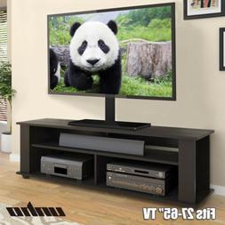 Universal TV Stand with Swivel Mount for 32 to 65 inch Flat