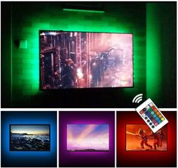 Usb Tv Backlight Led Strip Lights Kit For 24 To 60 Inches Sm