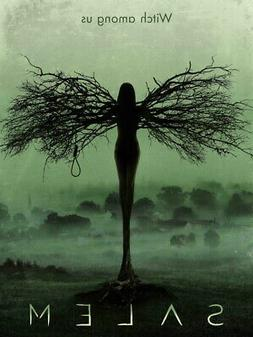 V3600 Salem 2014 TV Series Witch Tree Decor Wall Poster Prin